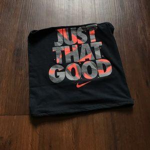 Black Nike tube top